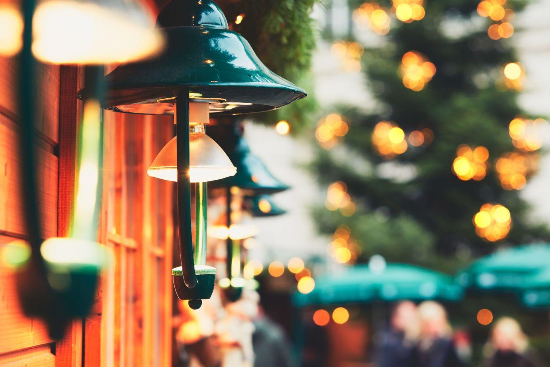 Julmarknader i Malmö