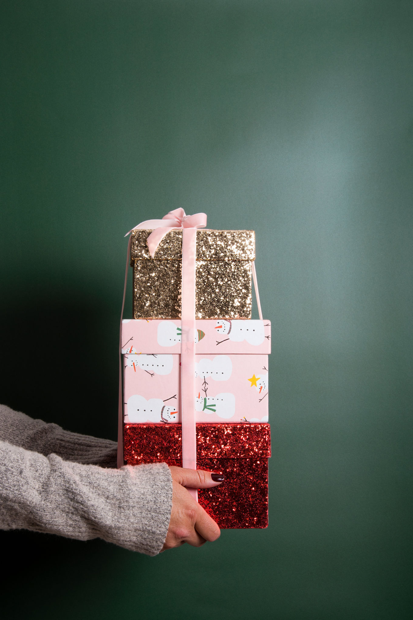 Inspiration till julklappsinslagningen