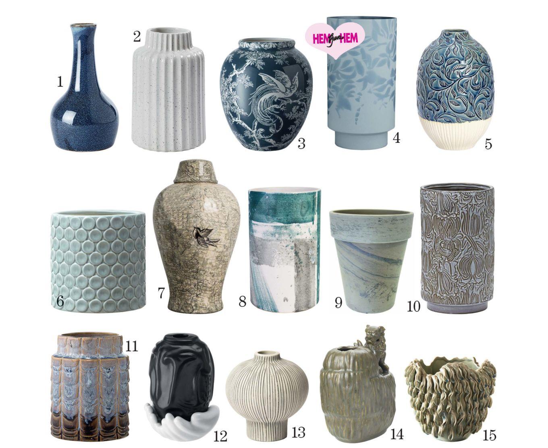 Keramiska föremål