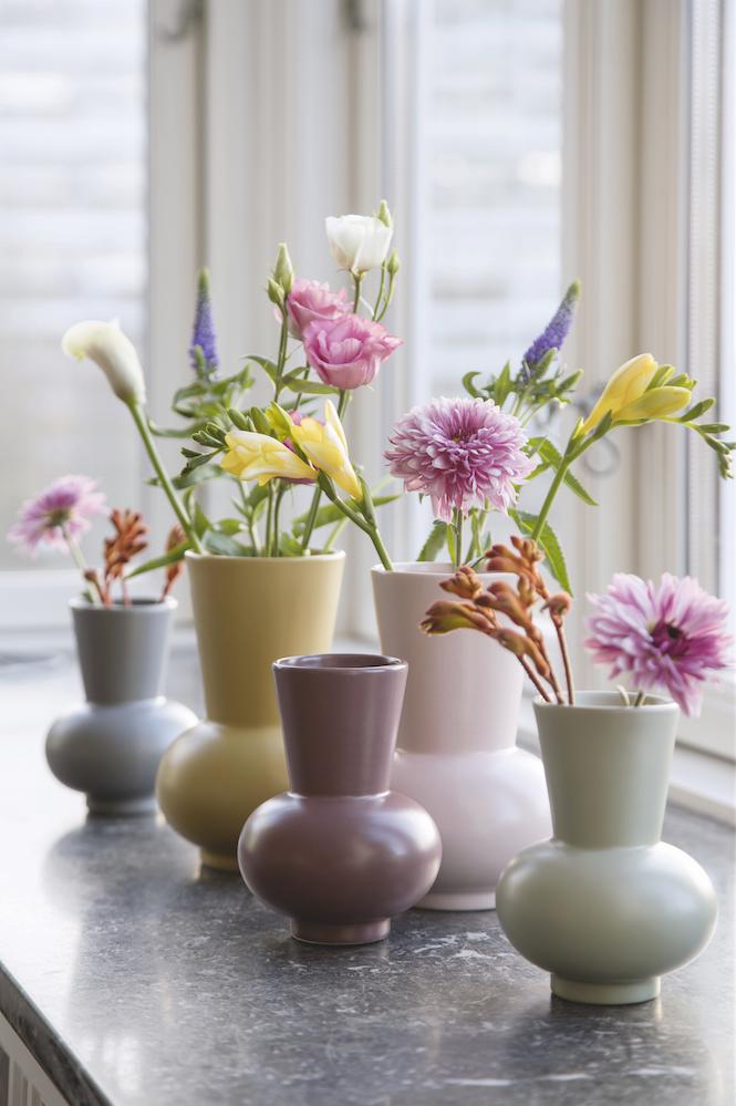 Fler vaser